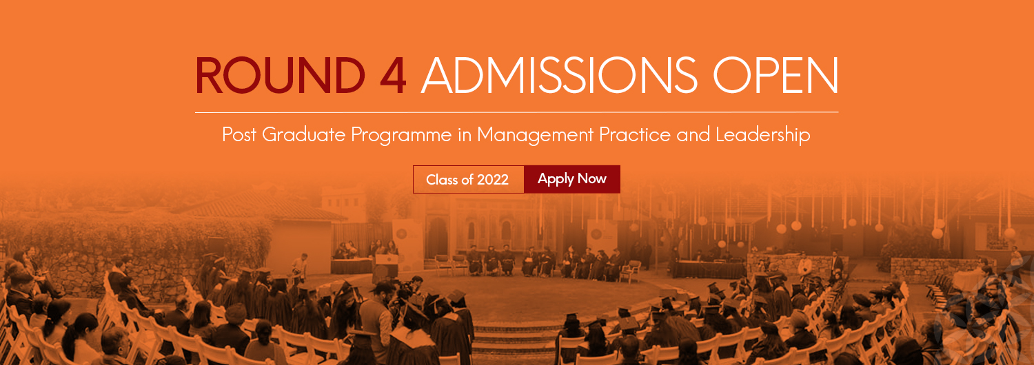 Round 4 Admissions Open