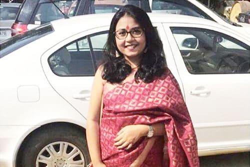 Nabodita Rao